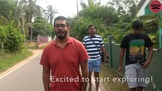 Exploring Sri Lanka on motorbikes- Day 1