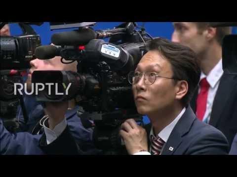 LIVE: Putin and Park Geun-hye hold press conference following meeting in Vladivostok