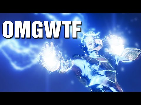 OMG! WTF? Stormcaller Bug And Other Funny & Crazy Destiny 2 Moments!!