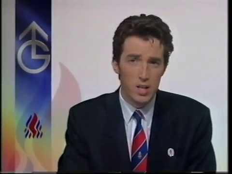 ITV Night Time Continuity / Night Shift - ITV (Granada) 1993
