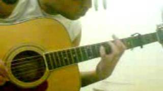 Jimmy Whalsteen (cover) rapid eyes moment - Leandro Fingerstyle.