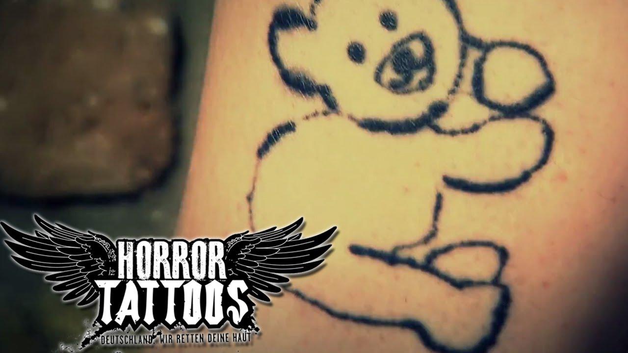 Horror Tattoos Sixx