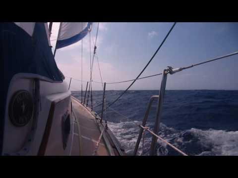 Bluewater sailing at N34 W71