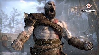 HOJE É DIA DE GOD OF WAR NO EI GAMES!