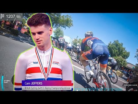 Difference Between Cat 1 and Cat 5 - Davis 4th of July Crit Breakdown with Cameron Jeffers
