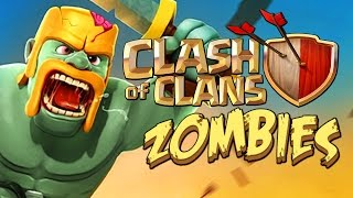 CLASH OF CLANS ZOMBIES (Call of Duty Mod)