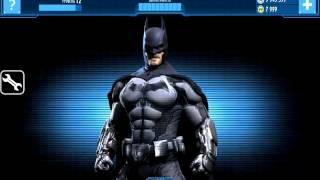 Взлом игры Batman Arkham Origins на андроид