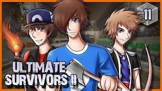 Ultimate Survivors II #11 : TORTUES NINJA