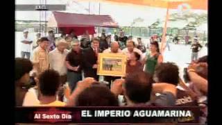 Imperio de 'Agua Marina' cumple 36 años reinando en Piura