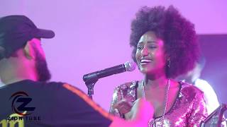 Bisrat aregay live performance @ mkelle shikor consert 1(ናይ ፀሃይቱ ባራኺ)