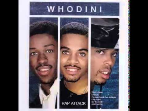 Whodini - Rap Attack - 2003 (Full Album)