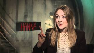 Kevin mccarthy sat down with hanna star saoirse ronan to talk about her new role!