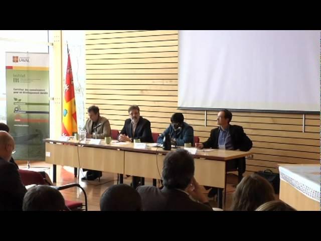F. Anctil,  F. Dia Touré, A. Olivier, L. Robert - Changements environnementaux (1/4)