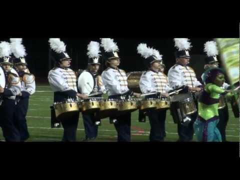 2012 Etowah High School Eagle Band - Signs