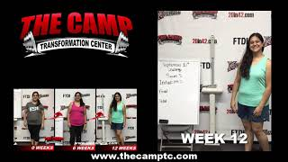 Northridge Weight Loss Fitness 12 Week Challenge Results - Sneha S.