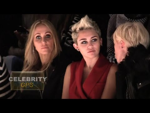 Miley Cyrus launches The Happy Hippie Foundation - Hollywood TV