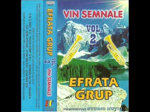 Grup Efrata - Multumim
