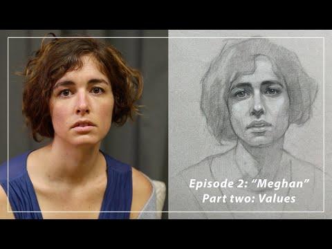 Portrait Of Meghan - Part 2