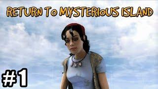 RETURN TO MYSTERIOUS ISLAND #1 - ¡Supervivencia de novela!