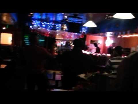 Christmas Eve karaoke! We've got a spiritual rub!