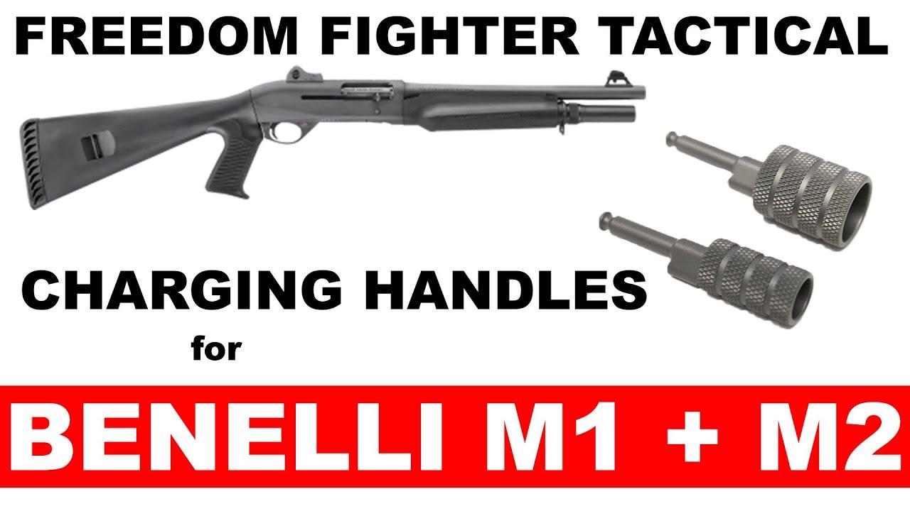 Freedom Fighter Tactical Benelli M1 And M2 Titanium