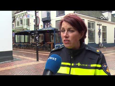 Politie lost waarschuwingsschoten na wilde achtervolging in Almelo; drie mannen opgepakt
