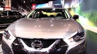 2017 Nissan Maxima ME Premium Features | New Design Exterior and Interior | First Impression