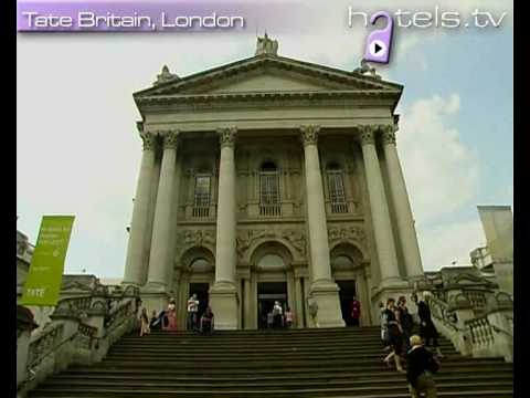 London Attractions: Tate Britain Art Gallery - Hotels.tv