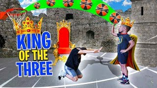 2HYPE KING OF THE THREE NBA Basketball Challenge !!