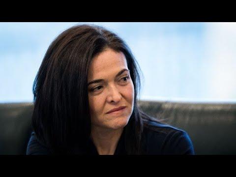 Sheryl Sandberg: Men rule the world, it's not going ...