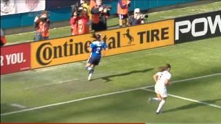 (2) USA vs France 3.6.2016