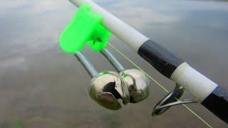 Ловлю НА БОЙЛЫ! Рыбалка на закидушки в тихом пруду