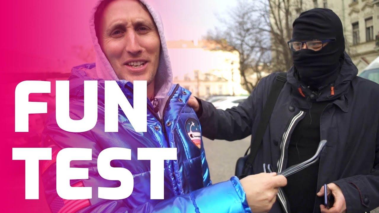 FUN TEST: Sajfa s Truhlíkom VS. VAM Systém - YouTube