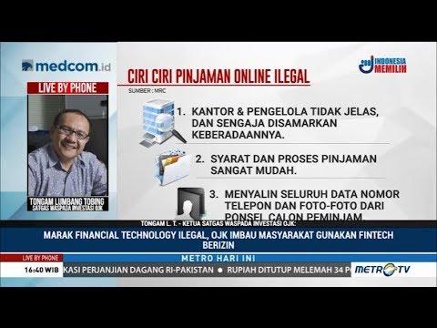 Tergoda Utang Online Ilegal Youtube