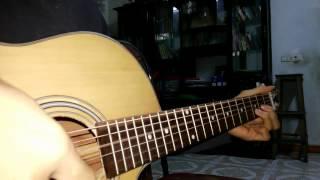 Ngày xuân long phụng sum vậy guitar cover
