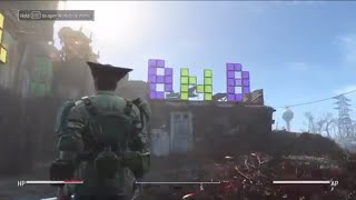 Fallout 4 - Reddit BnB Challenge