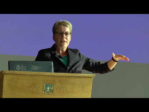 Helen Browning OBE: How organic techniques can benefit all farmers and growers, 31 October 2016