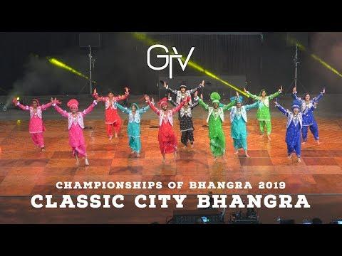 Classic City Bhangra – Championships of Bhangra 2019