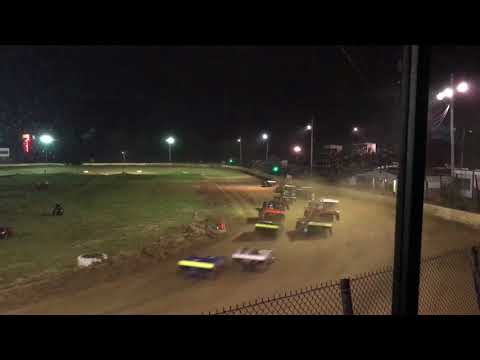 Jackson Motor Speedway 9/2/17 Super Late Comp Cams Feature