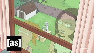 Beekeeping Dads | Rick and Morty | adult swim