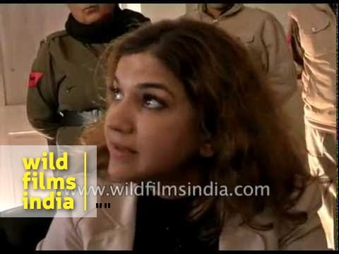 American woman arrested at Indian airport with 25 live ammunition  / bullets