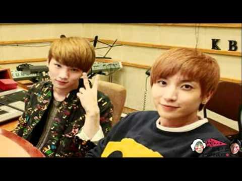 Super Junior Leeteuk & SHINee Key - Bravo  - YouTube.flv