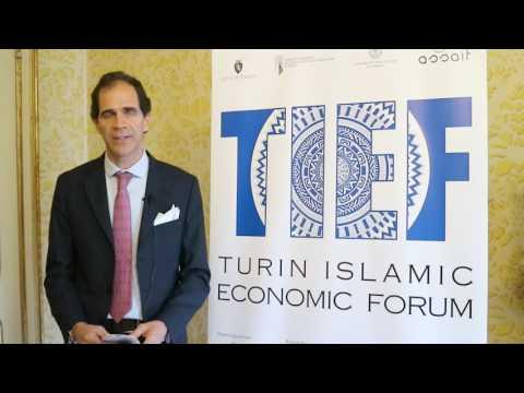 TurinTIEF17: Vincenzo Ilotte, Presidente della Camera di Commercio di Torino