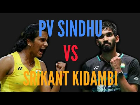PV Sindhu VS Srikant Kidambi  |  Exhibition match highlights Mp3