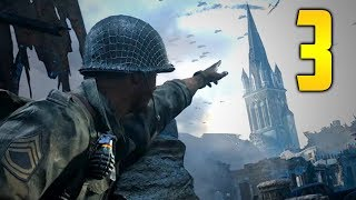 "Call of Duty WW2 PC Gameplay Walkthrough - Mission 3 ""STRONGHOLD"" (Let"