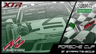 Square Racing Club Porsche Cup @ Monza - 3ª Etapa T3/2018