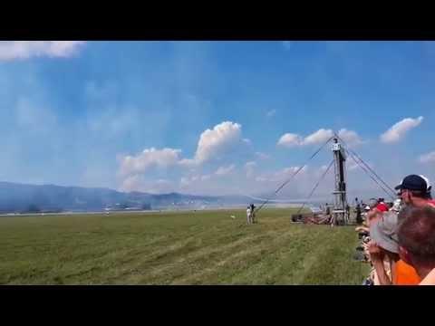 SIAF 2015, Sliač Slovakia, Frecce Tricolori, Crazy Flight