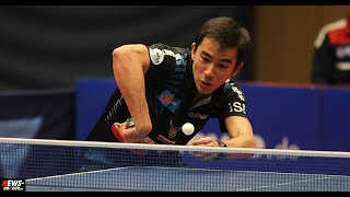 Hugo Calderano vs Shang Kun | German League 2020/2021
