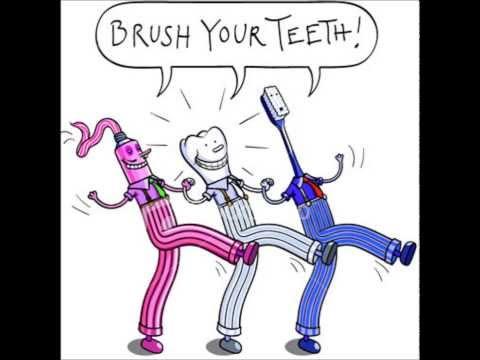 KOMPRESSOR - Brush your teeth