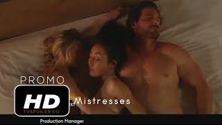 "Mistresses Season 3 Episode 6 Promo (Mistresses 3x06 Promo ""Love Is an Open Door"" (HD)"